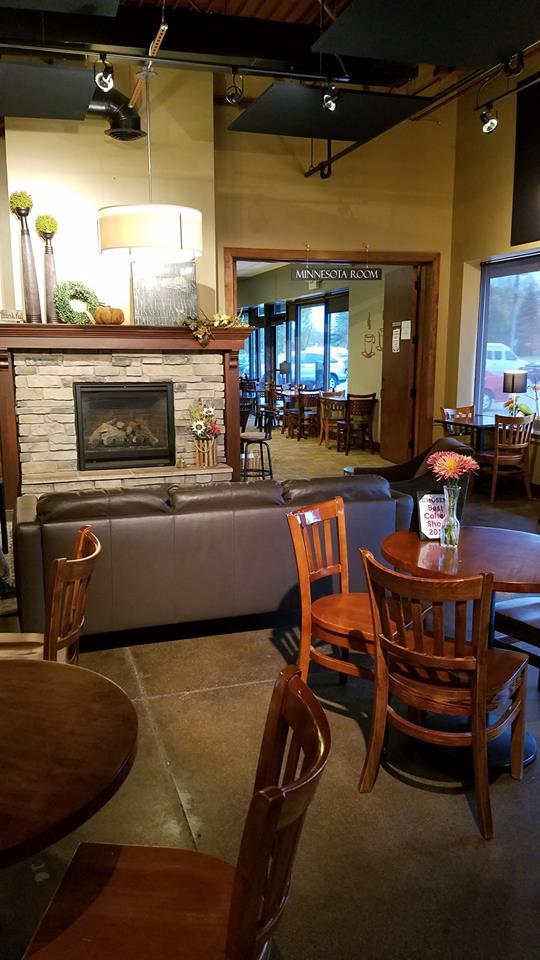 coffee shop Roseville