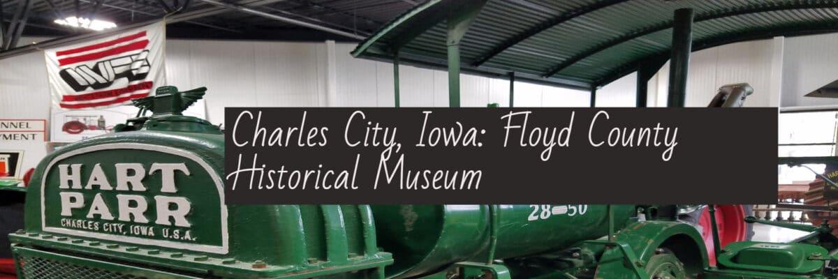 Charles City, Iowa