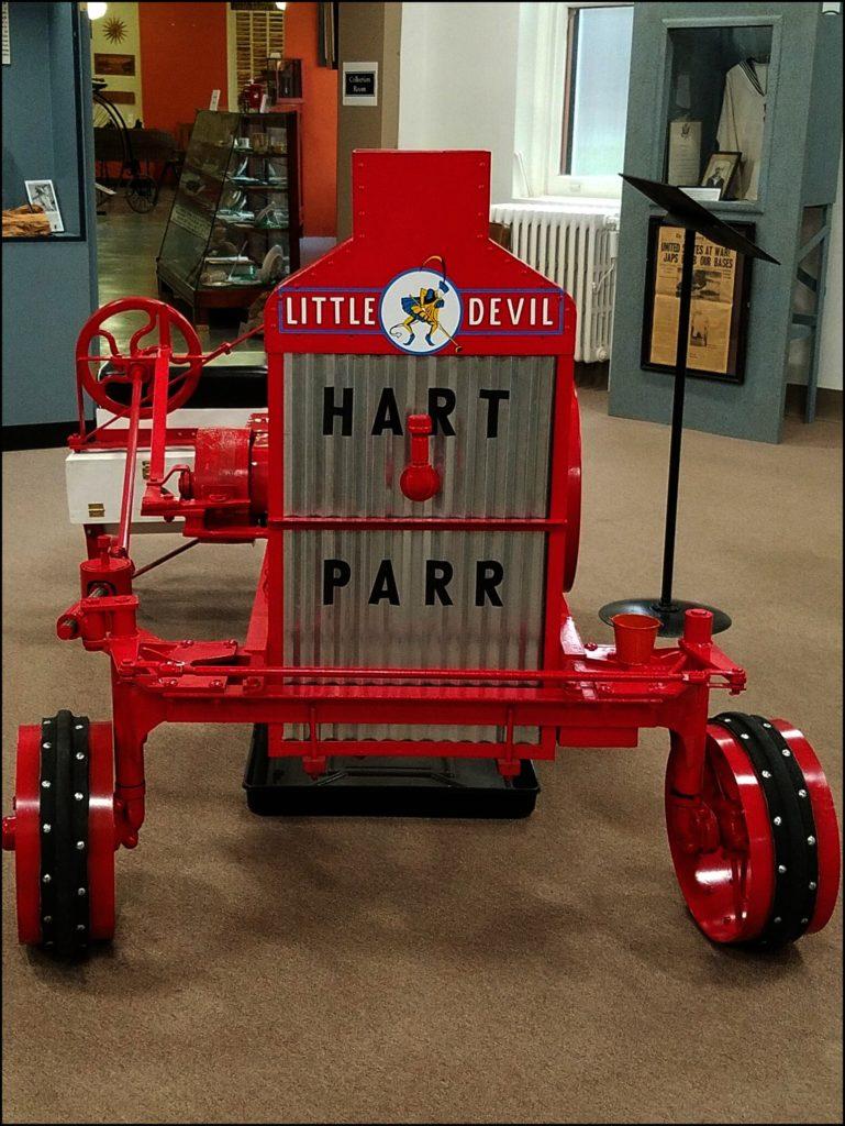 Hart Parr Little Devil Tractor
