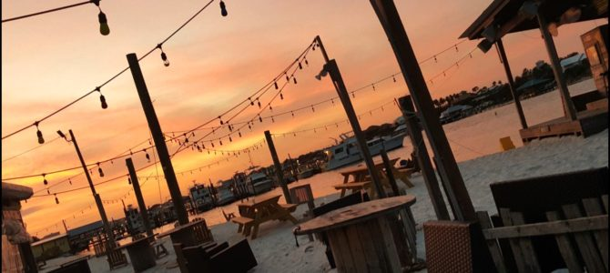 The Best Steak On The Border: Flora-Bama Yacht Club