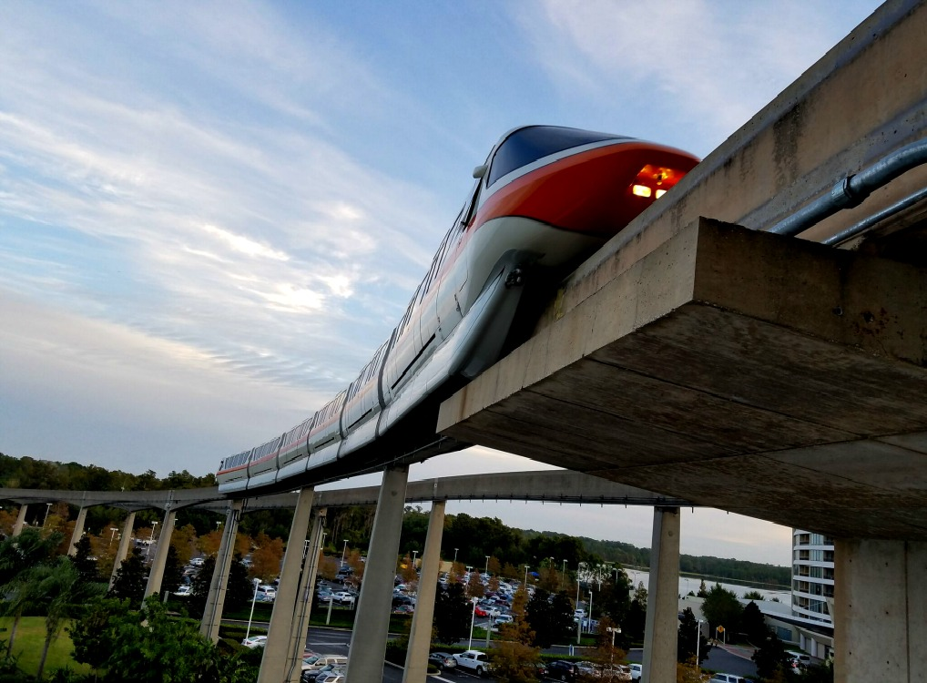 Orange Monorail Feature Image