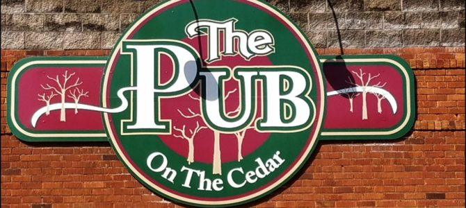 The Pub On The Cedar: Charles City, Iowa