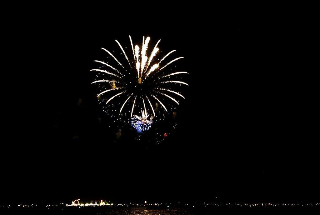 Clear Lake Fireworks