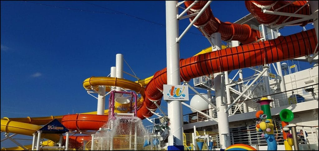 Splash Area