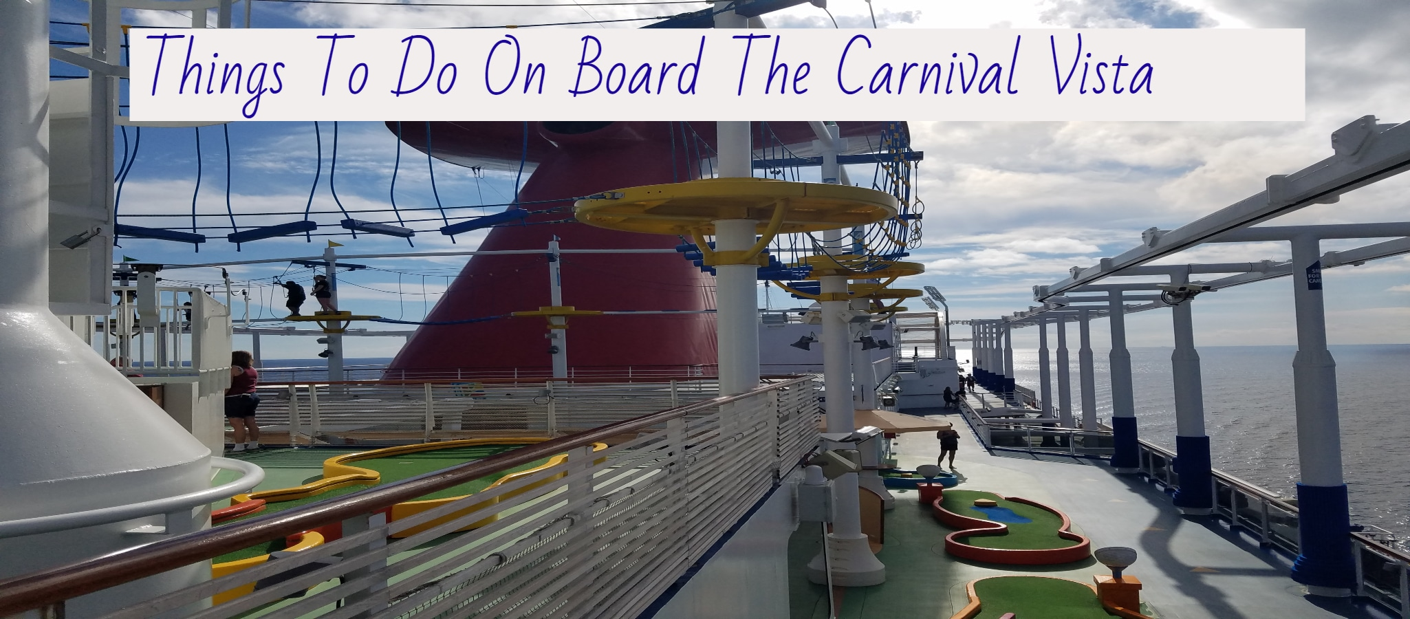 Things to Do on the Carnival Vista