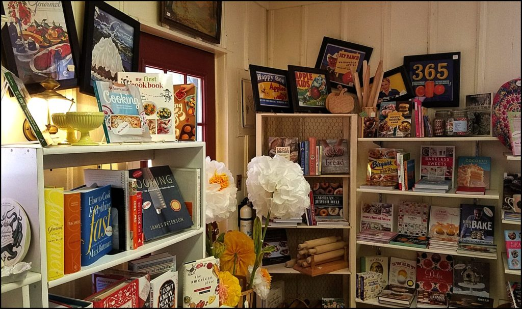 books in Paper Moon