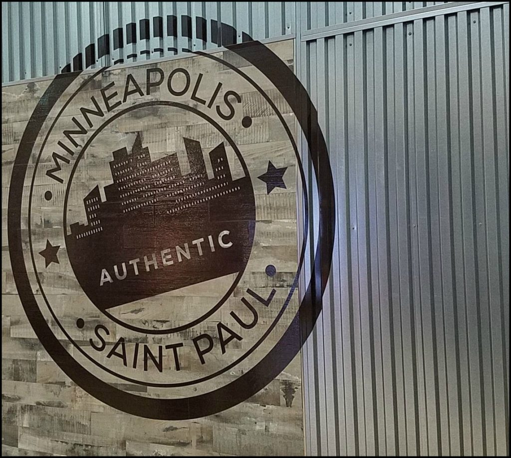 Minneapolis Authentic St. Paul