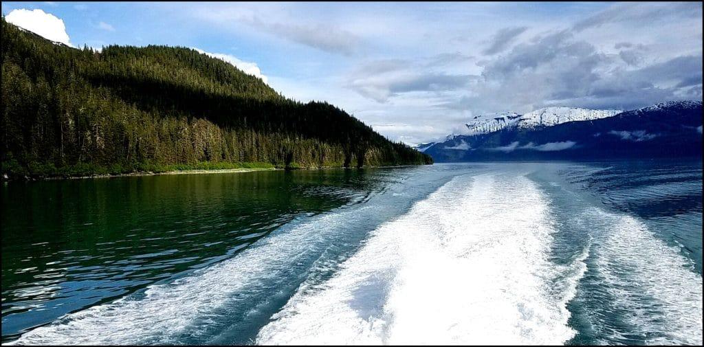 Alaska innerpassage