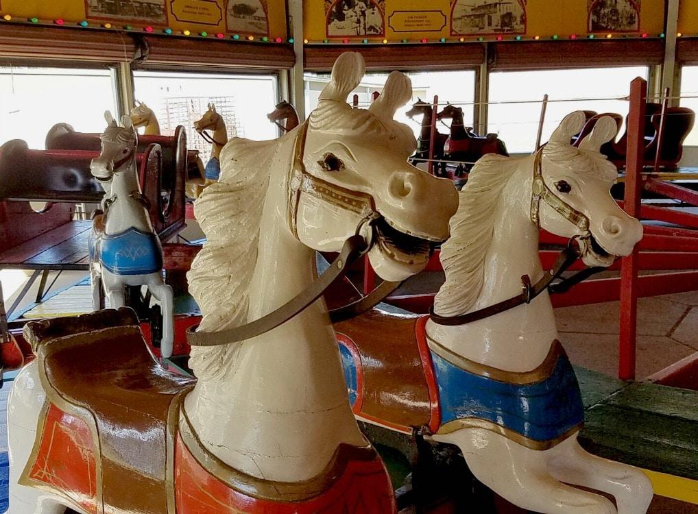 Carousel Abilene Kansas