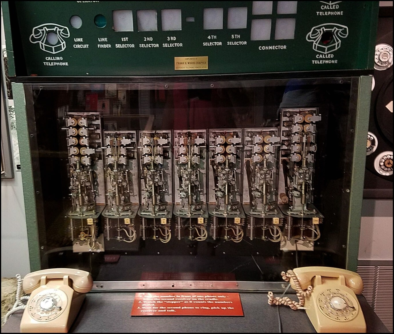 Kansas dickinson county abilene - Rotary Telephones