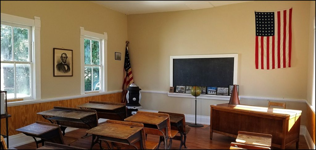 schoolhouse abilene