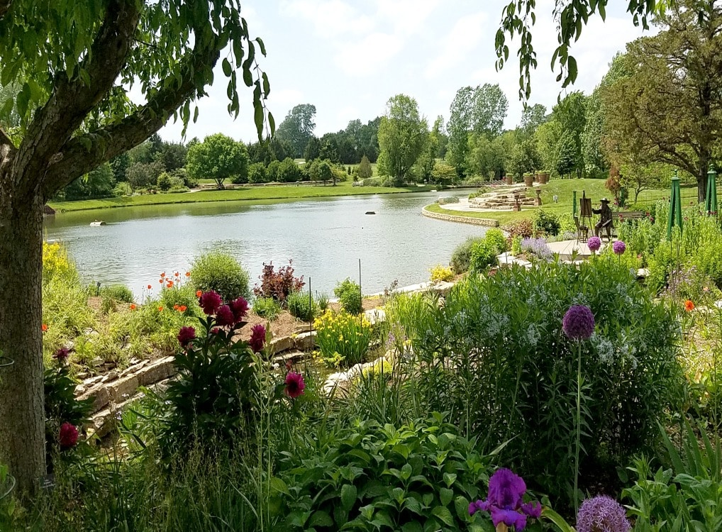 Five Midwest Gardens That You Need To Visit Travel With Sara