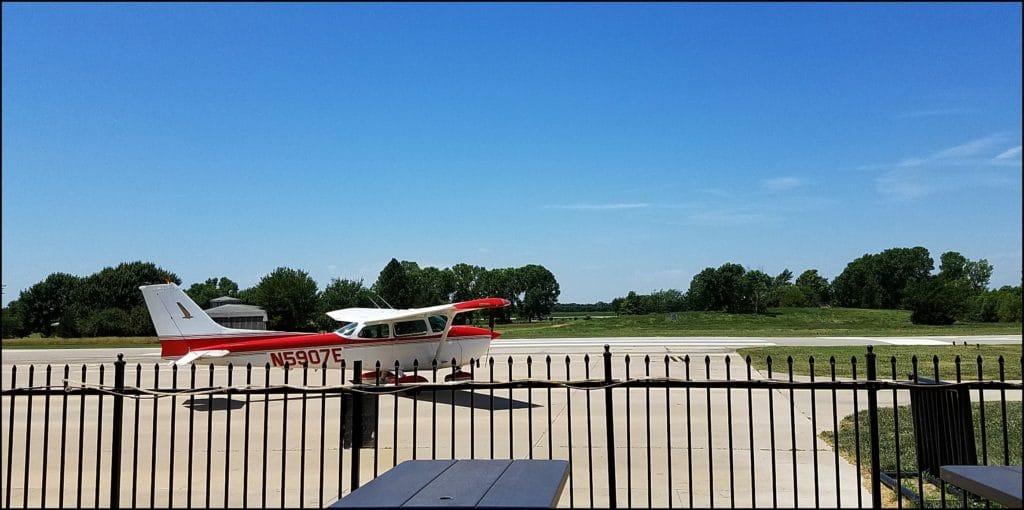 plane at Stearman