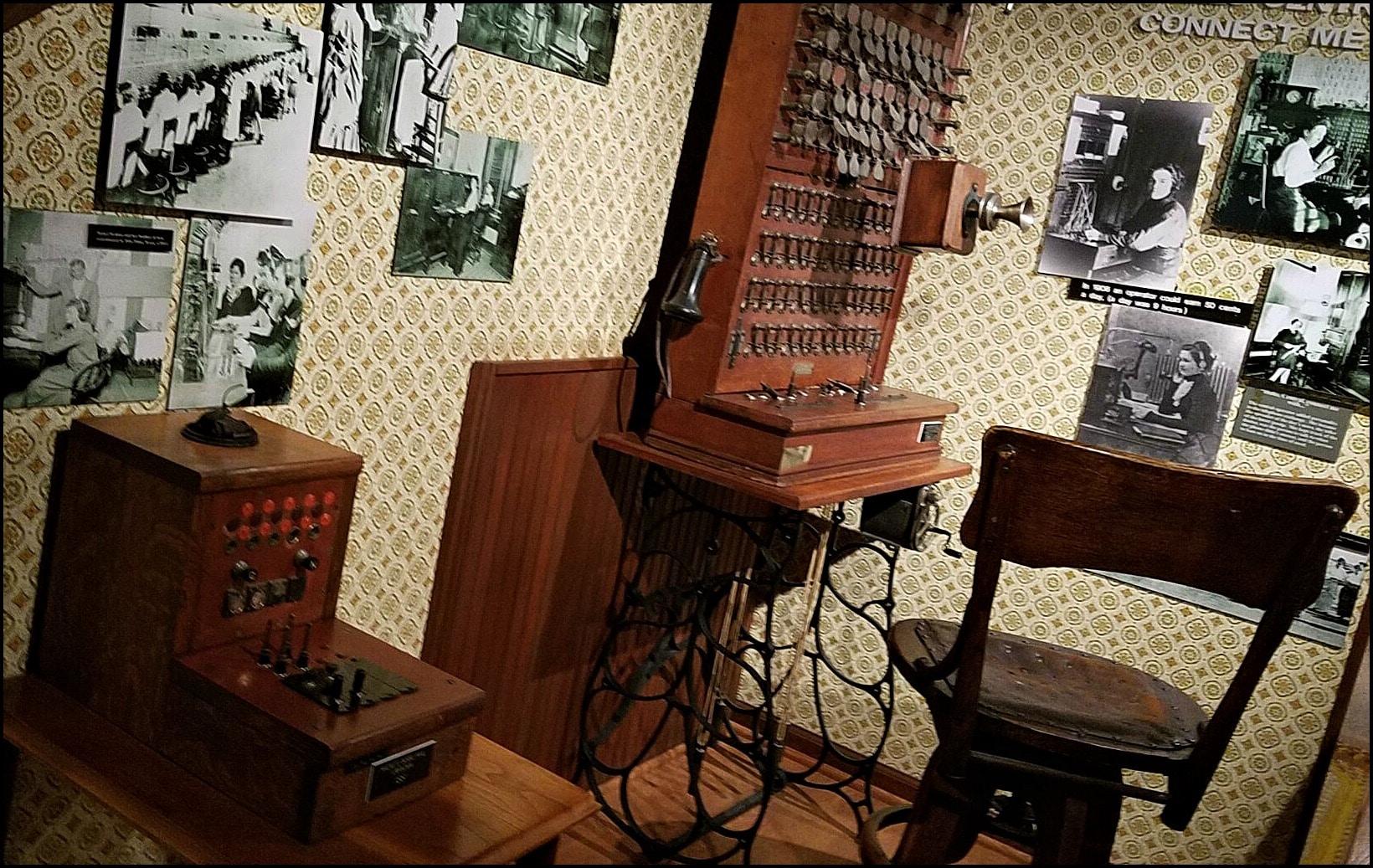 Kansas dickinson county abilene - History Of The Telephone