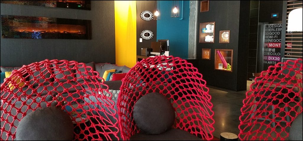 Alt Hotel Chairs