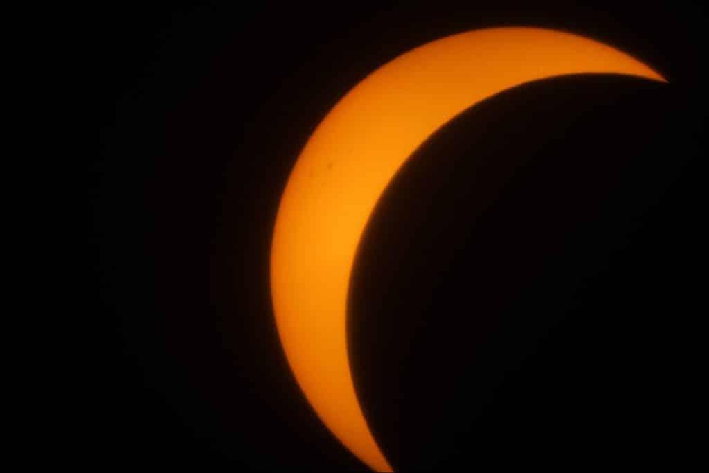 Eclipse Crete