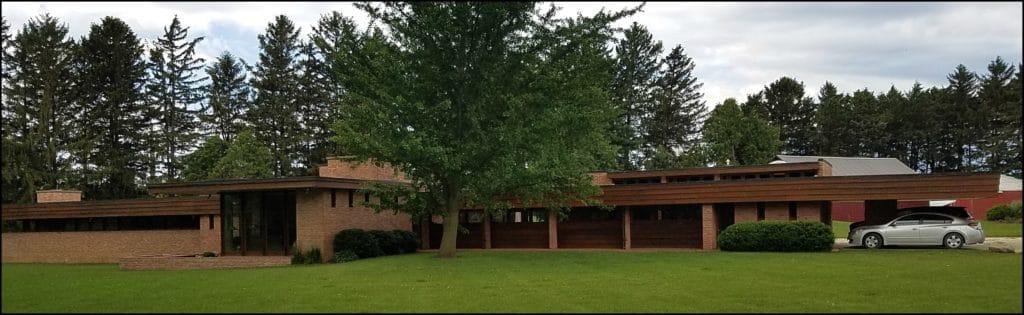 Frank Lloyd Wright Farm House
