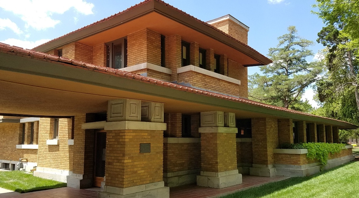 The Midwest Has Several Frank Lloyd Wright Properties For Architectural Enthusiasts