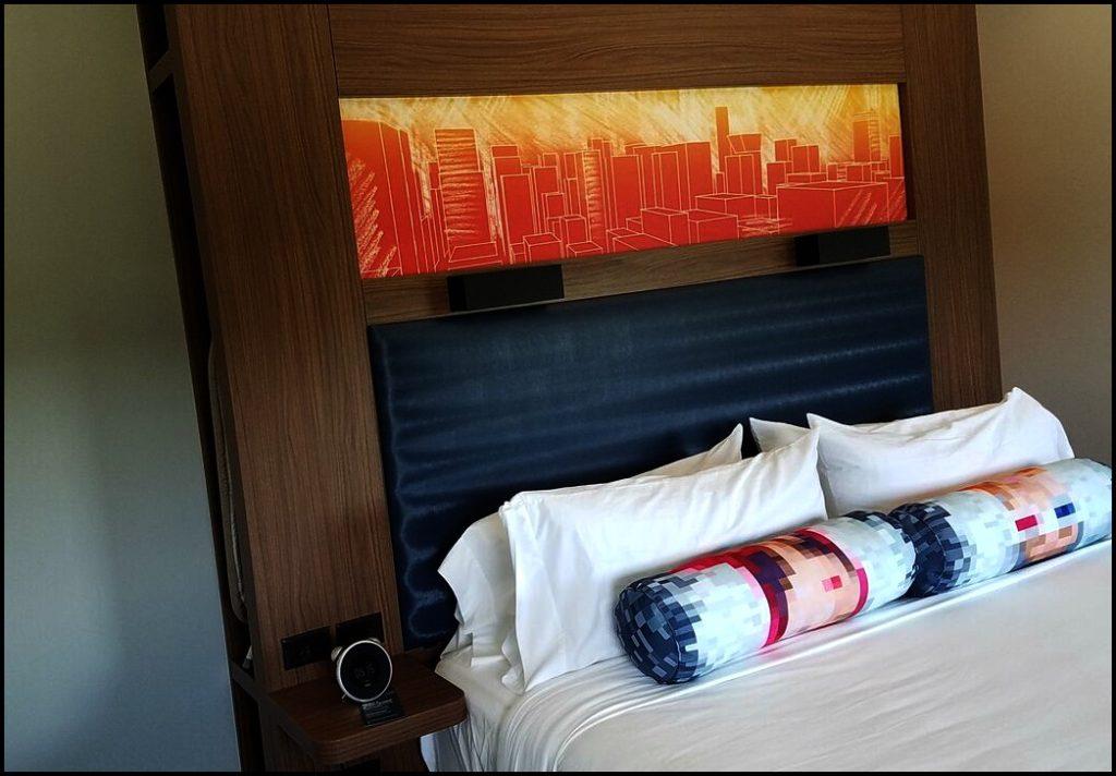 Aloft bed in Wichita