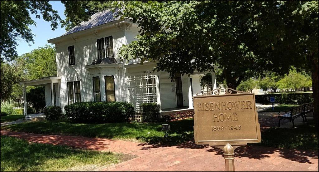 Dwight D Eisenhower Boyhood Home