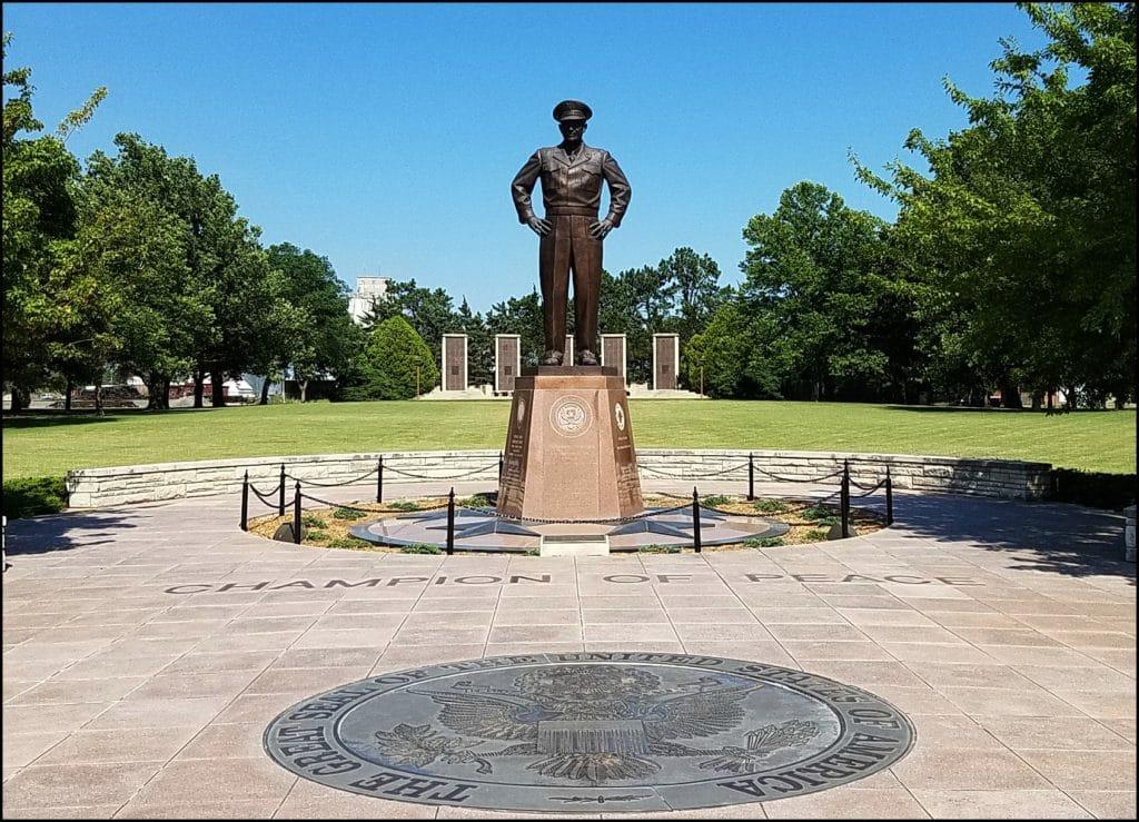 Dwight D Eisenhower Grounds