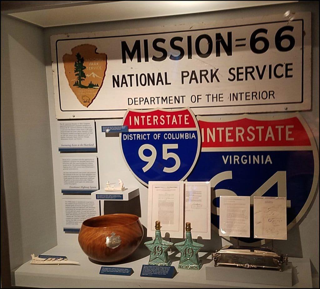 Eisenhower interstate highways