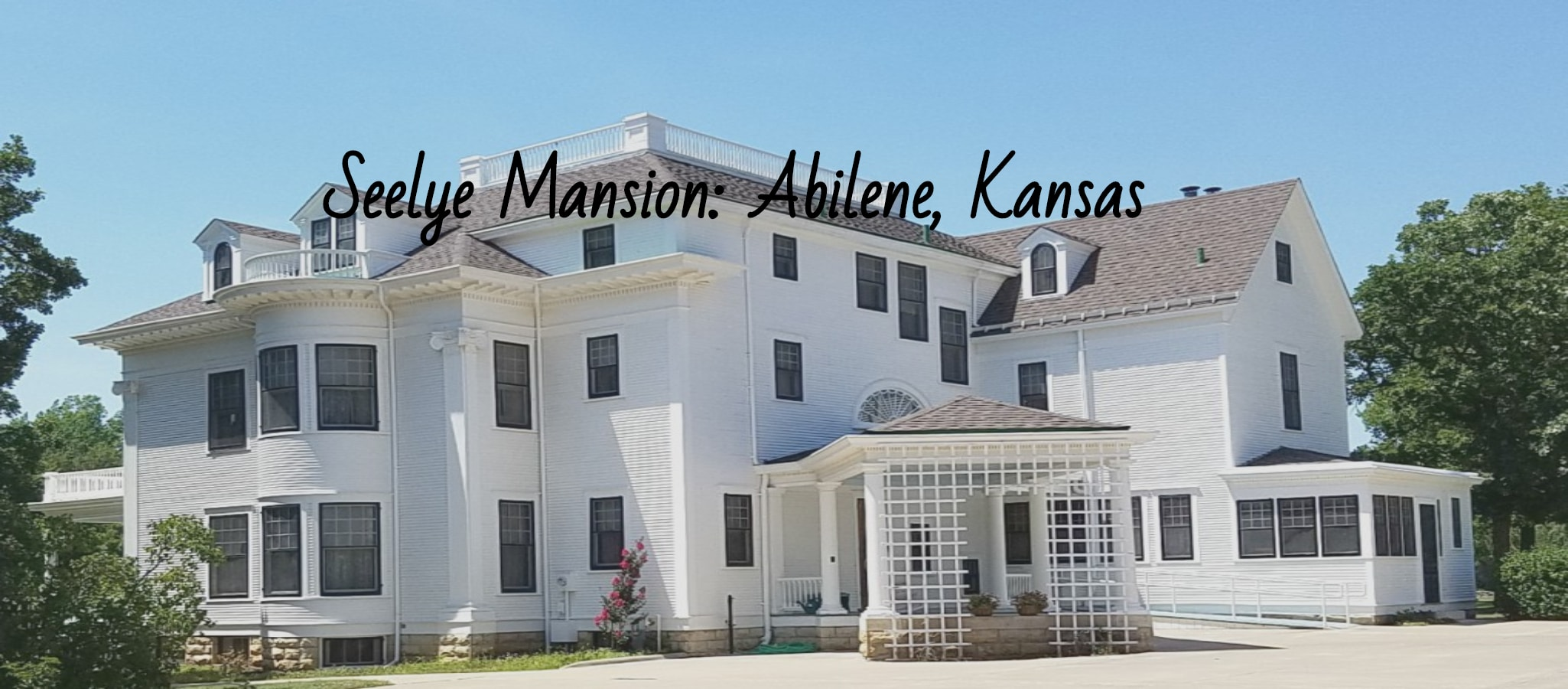 Seelye Mansion: History Alive In Abilene, Kansas