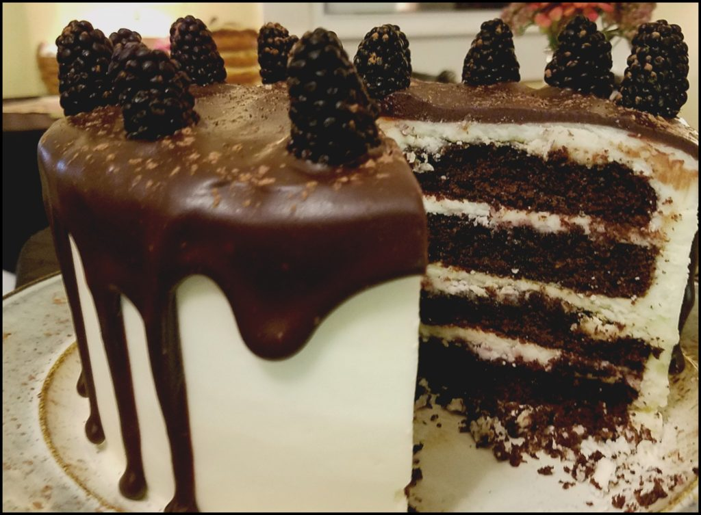 Cake from Bread Basket and Bakery