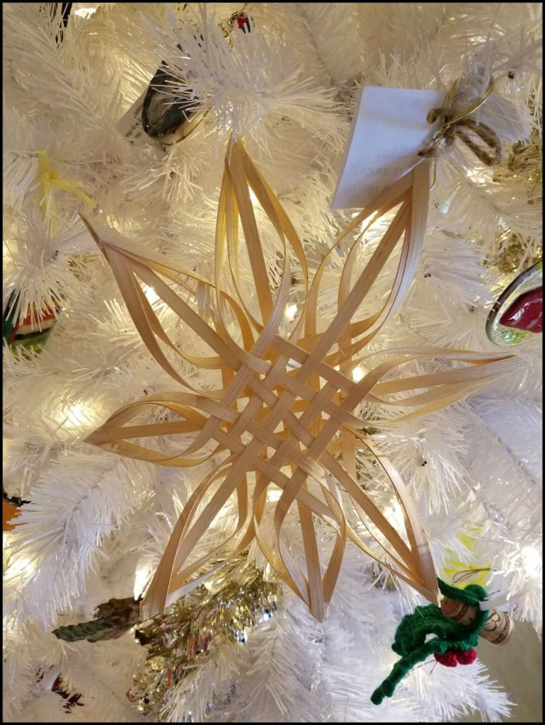 Clear Lake Arts Center Decorations