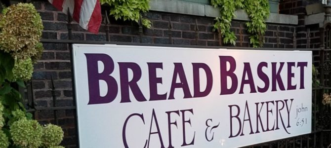 A Home Cooked Meal At The Bread Basket Cafe & Bakery In Hendricks County, Indiana