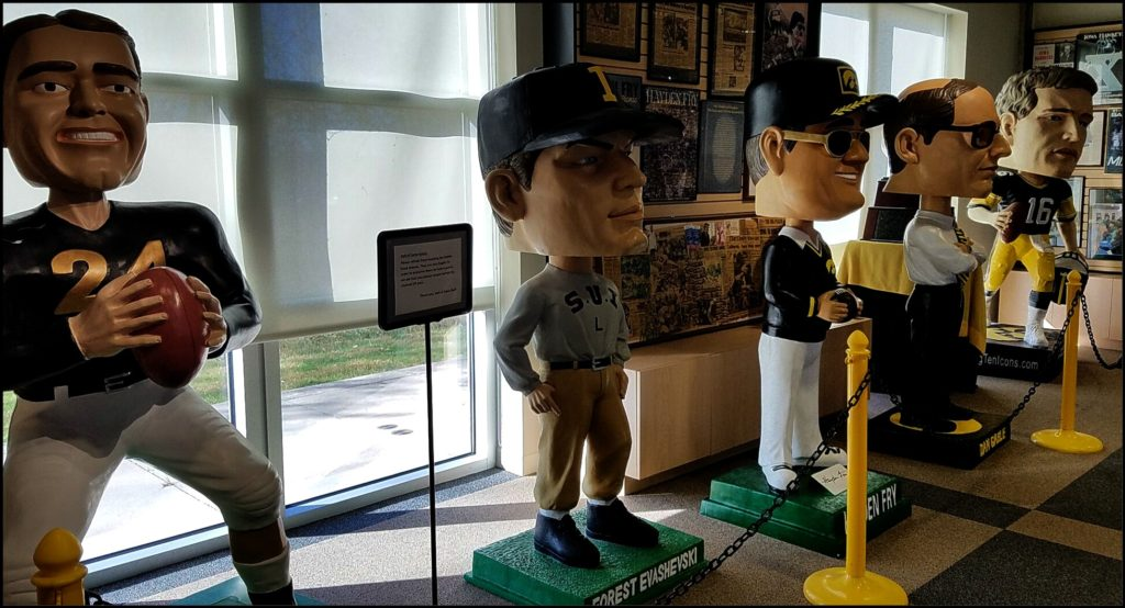 University of Iowa Bobbleheads