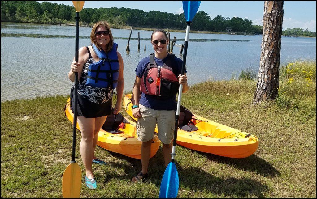 WildNative Kayak Tour Guide Gulf Shores