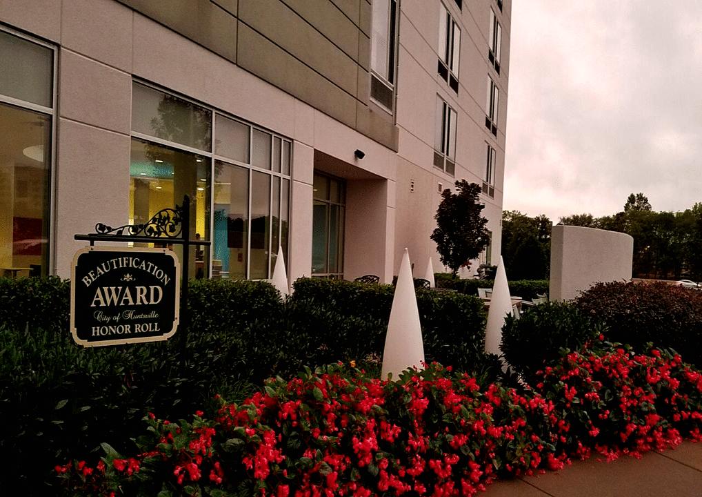Huntsville, Alabama's Springhill Suites Huntsville Downtown
