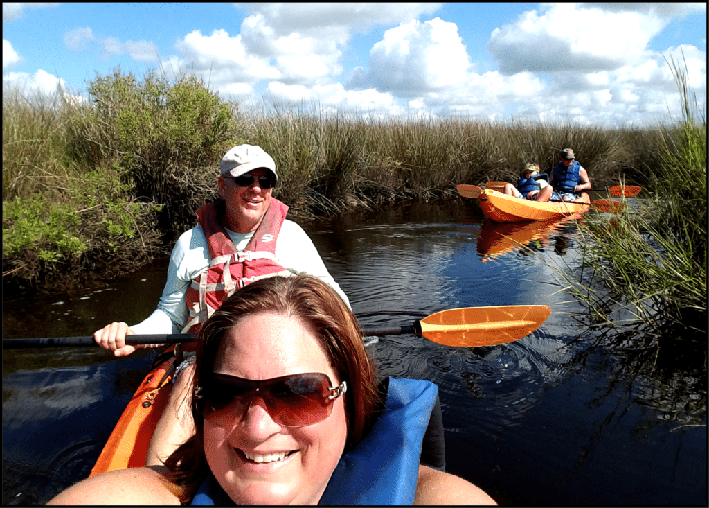 Eco Kayak Tourism Tour Gulf Shores