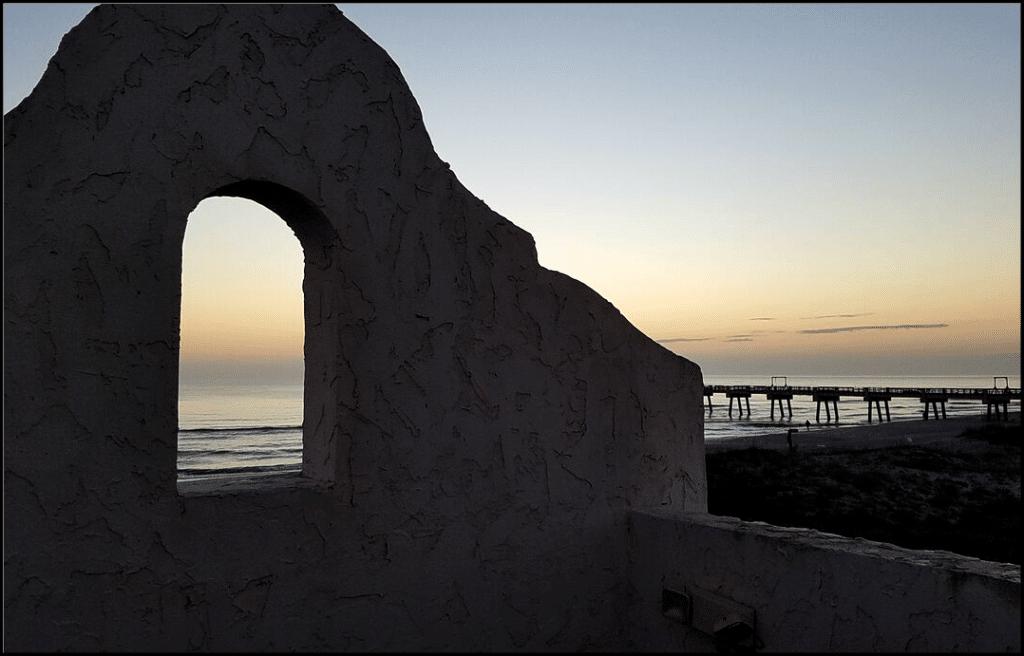 sunrise at Casa Marina