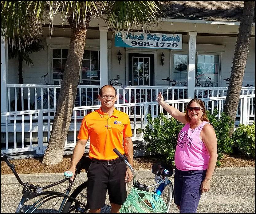 Beach Bikes Owner