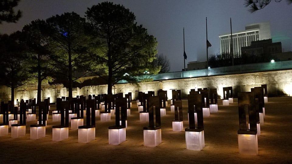 The Oklahoma City National Memorial Musem: Reflection On Life