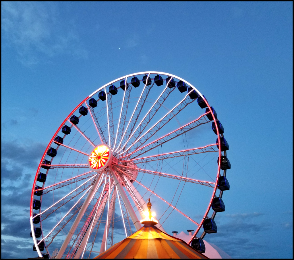 Chicago Wheel