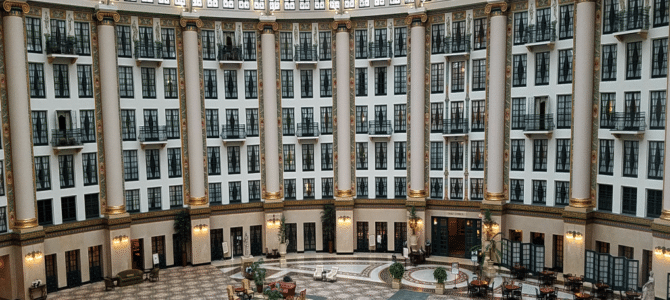 French Lick Resort Located In The Rolling Hills of Indiana