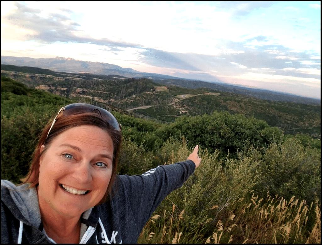 Sara at Mesa Verde