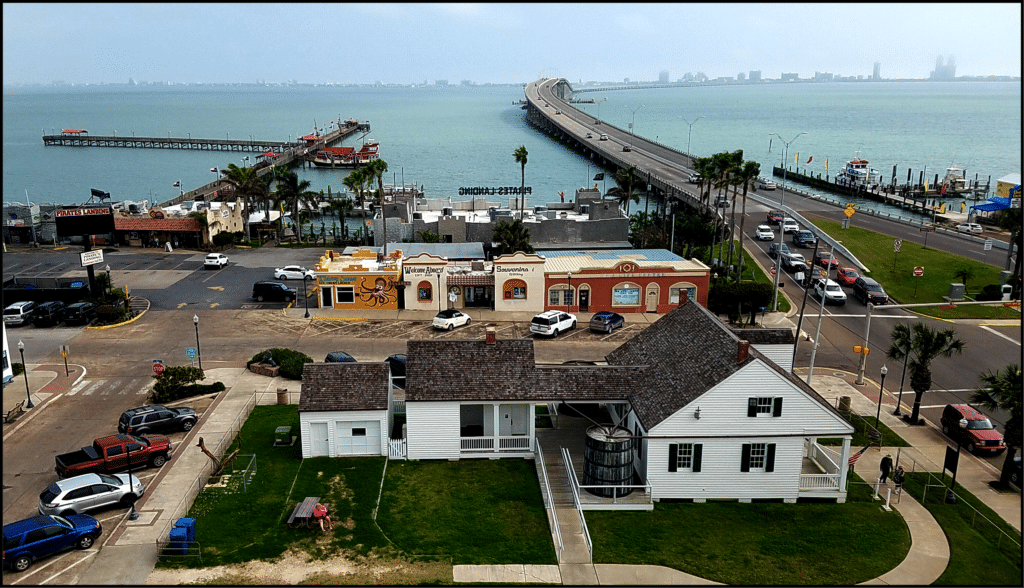 View From Port Isabel Lighthouse