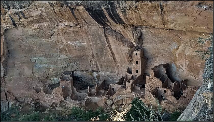 Dwelling Mesa Verde