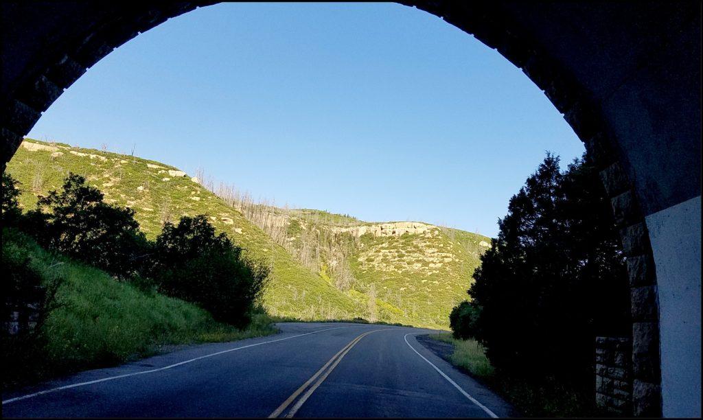 tunnel mesa verde