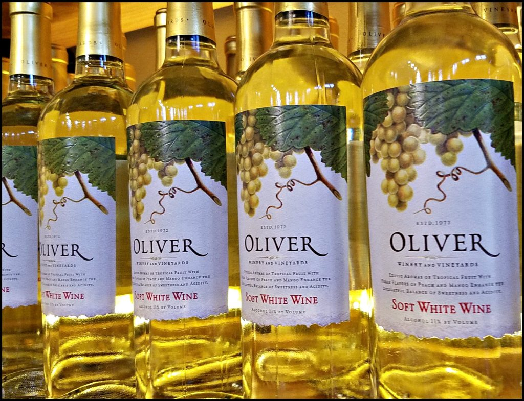 Oliver Winery Wines