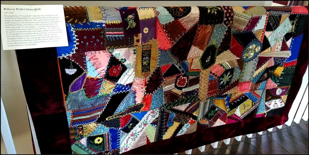 quilt Wylie House