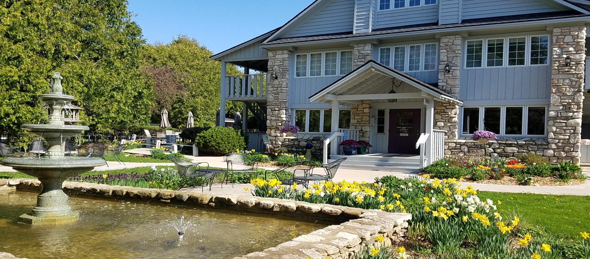 Lodging Door County Country HouseResort