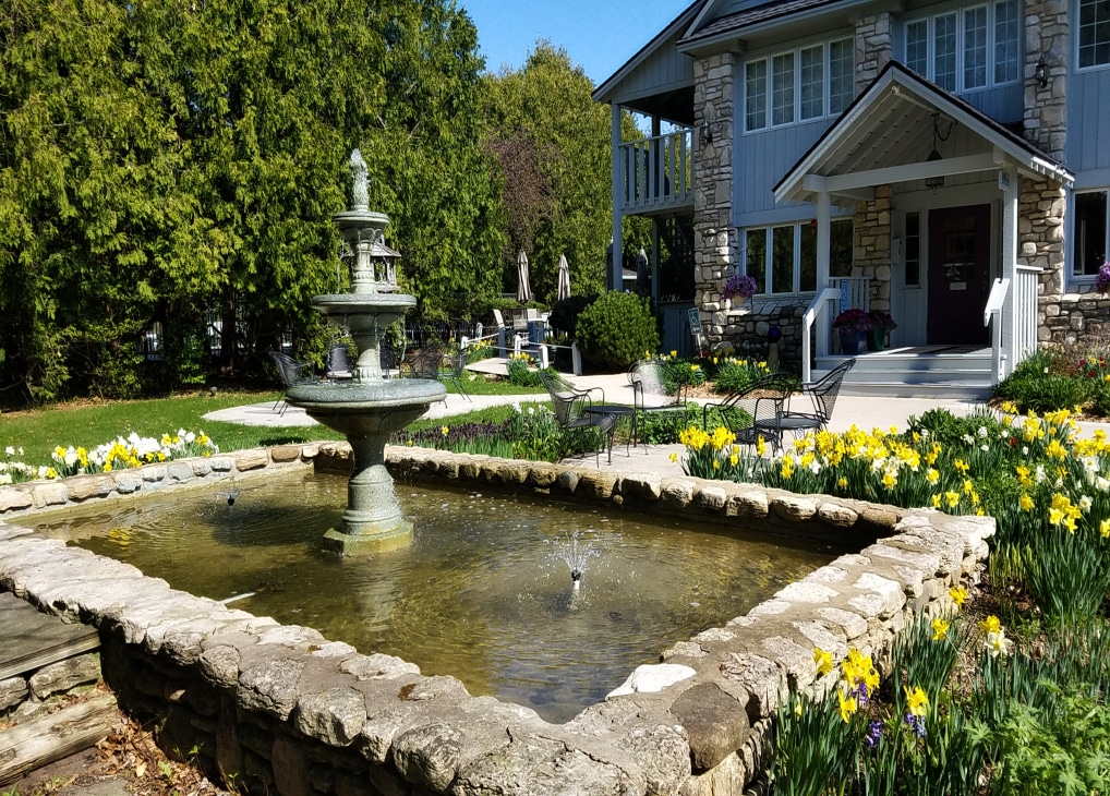 An Adult Getaway In Door County, Wisconsin: Country House Resort