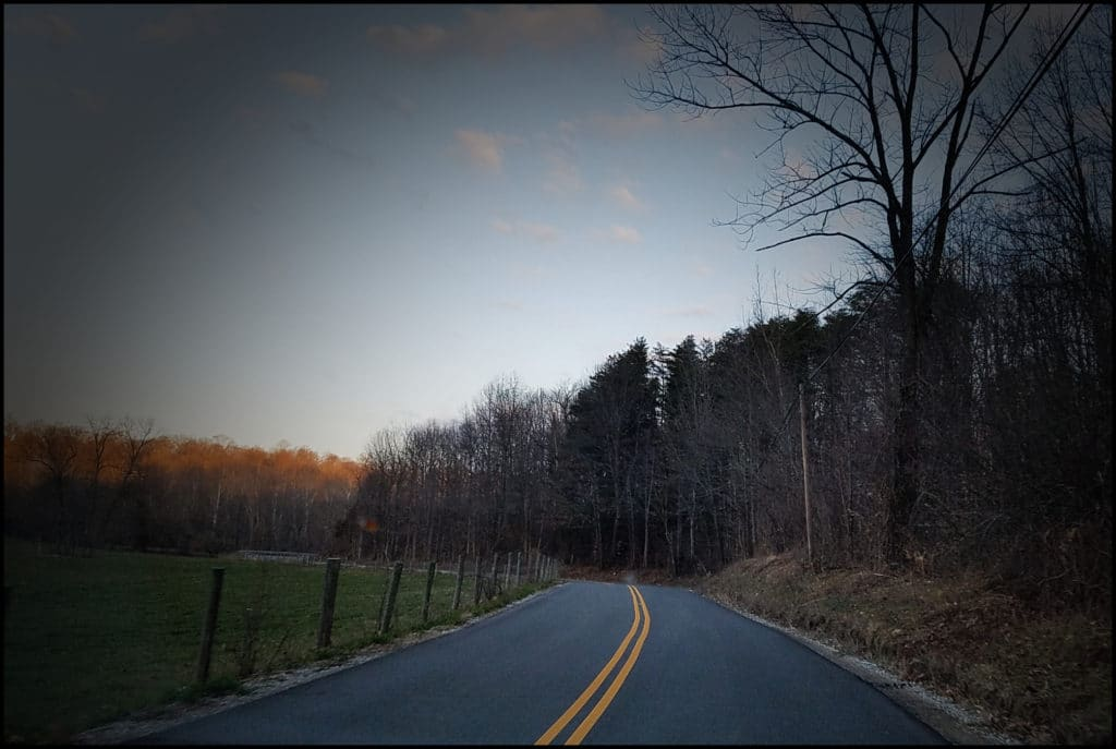 Morgan County Indiana Roadway