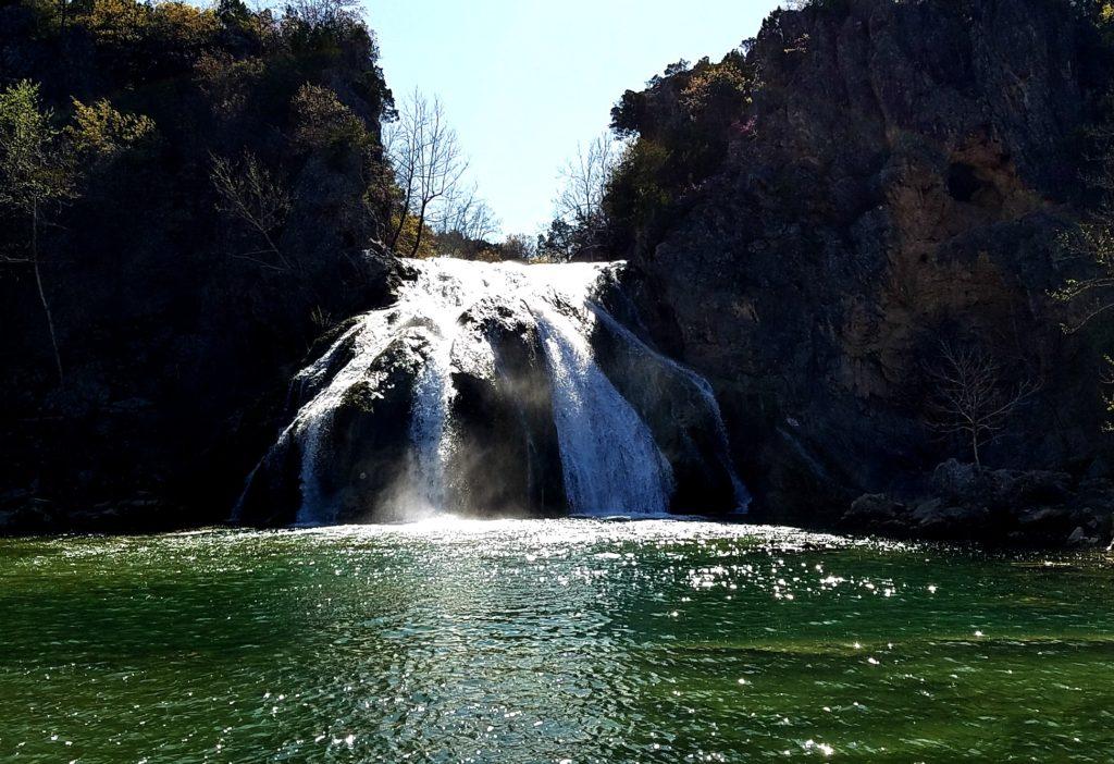 Tuner Falls Oklahoma