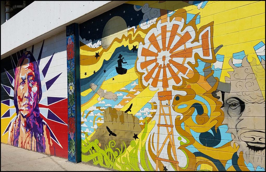 Bismarck Street Art